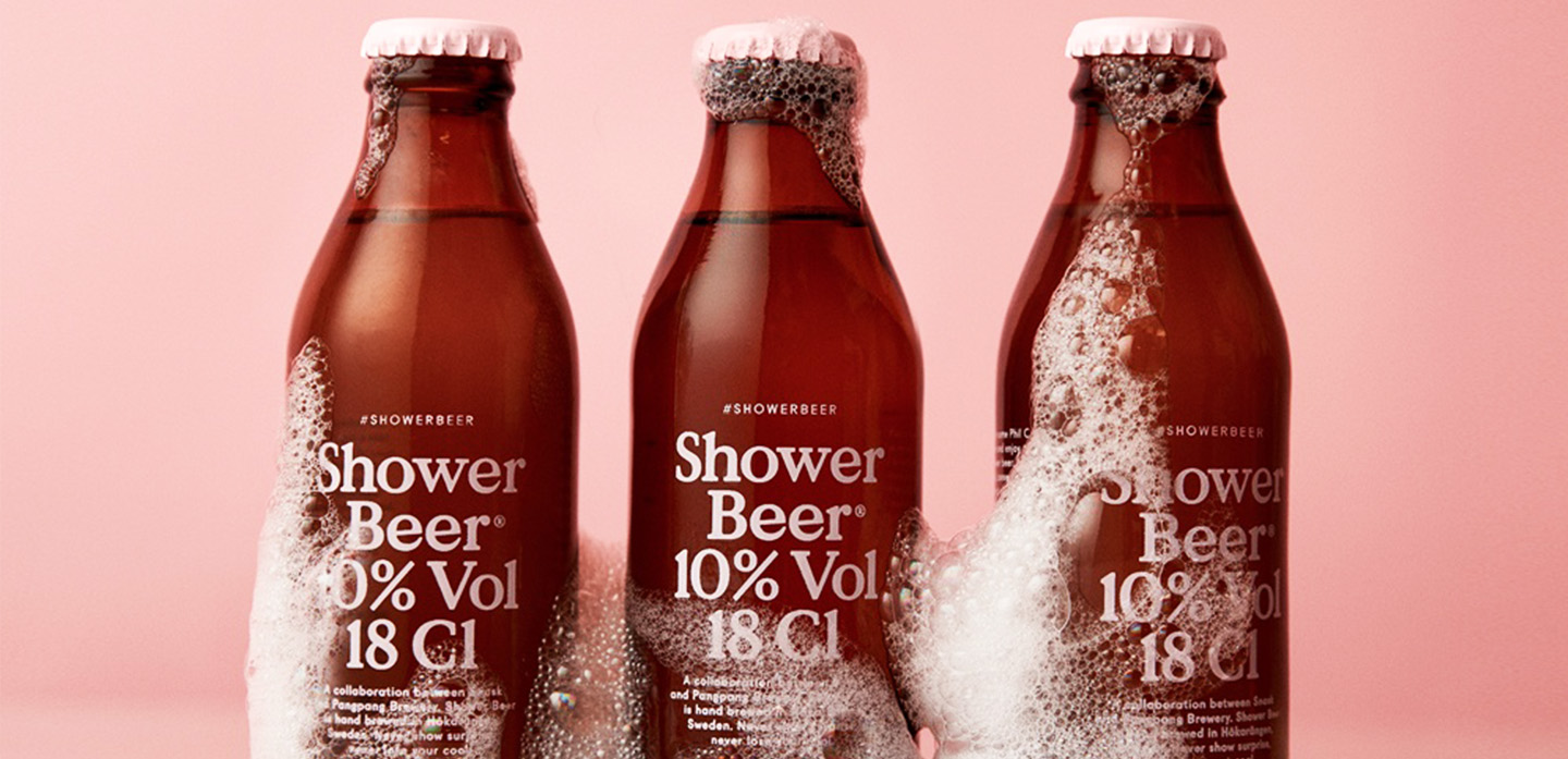 SHOWER BEER VA