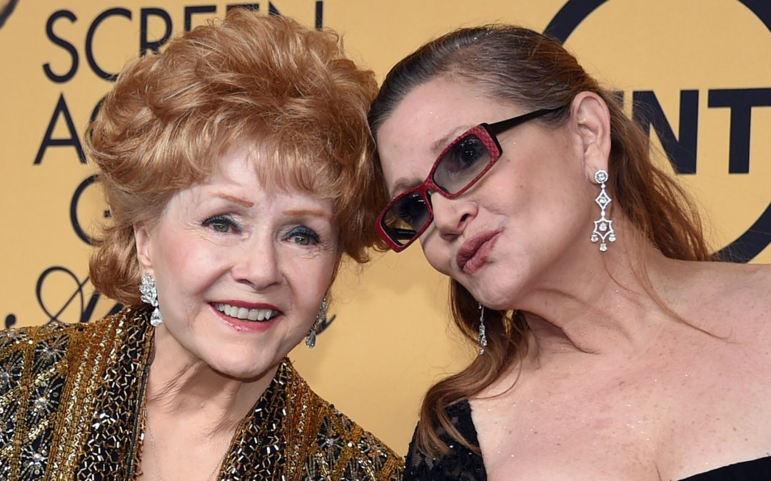 """Bright Lights"", el documental de Carrie Fisher y Debbie Reynolds"