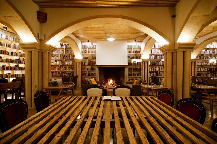 """Hotel """"The Literary Man"""" in Obidos"""
