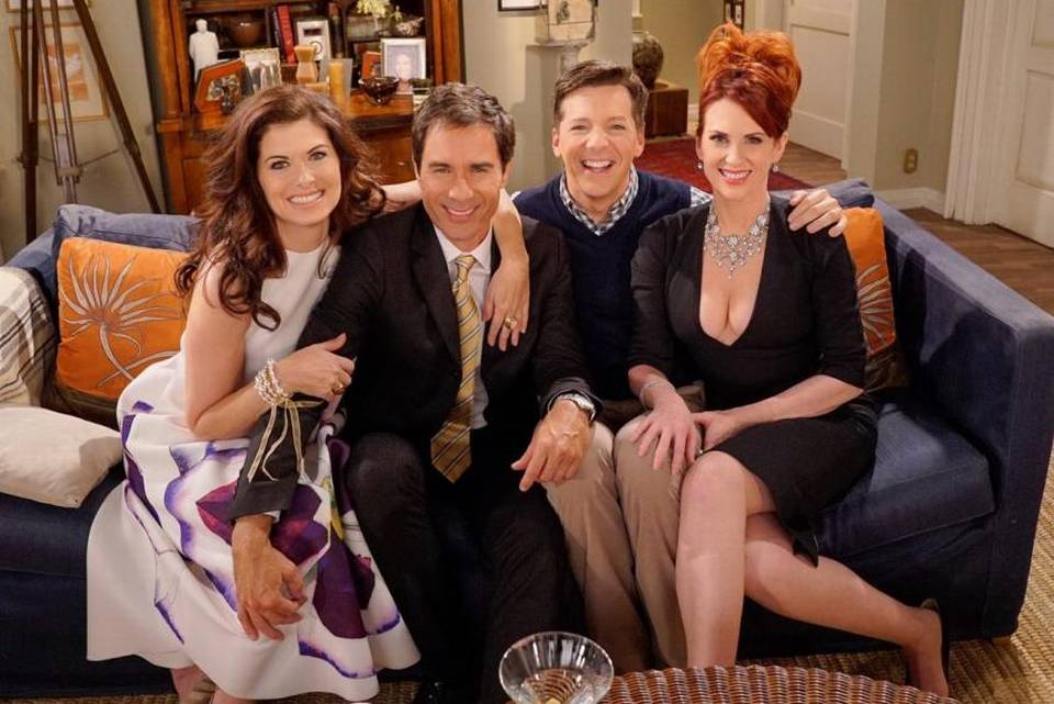 "Vuelve la serie ""Will and Grace"""