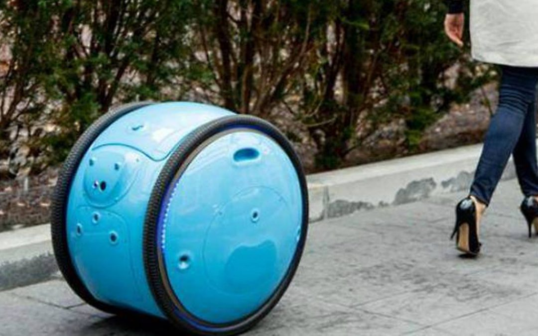 Tendencia: Changuito Robot que te sigue