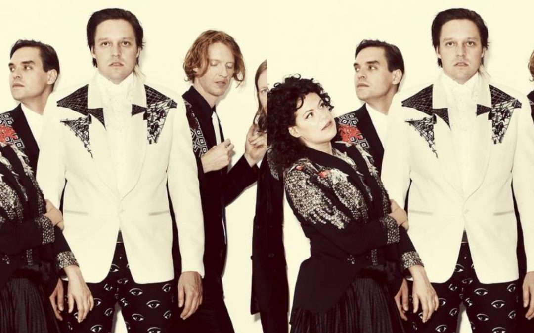 Arcade Fire: Se filtra nuevo single del grupo de indie rock