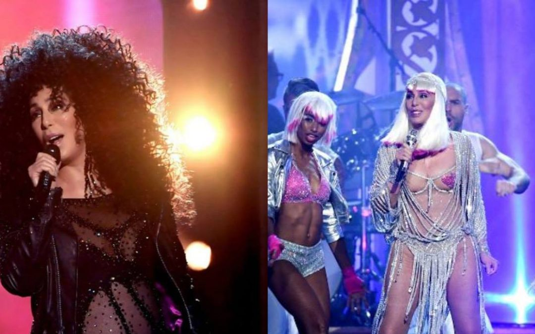 Billboard Music Awards: espectacular presentación de Cher