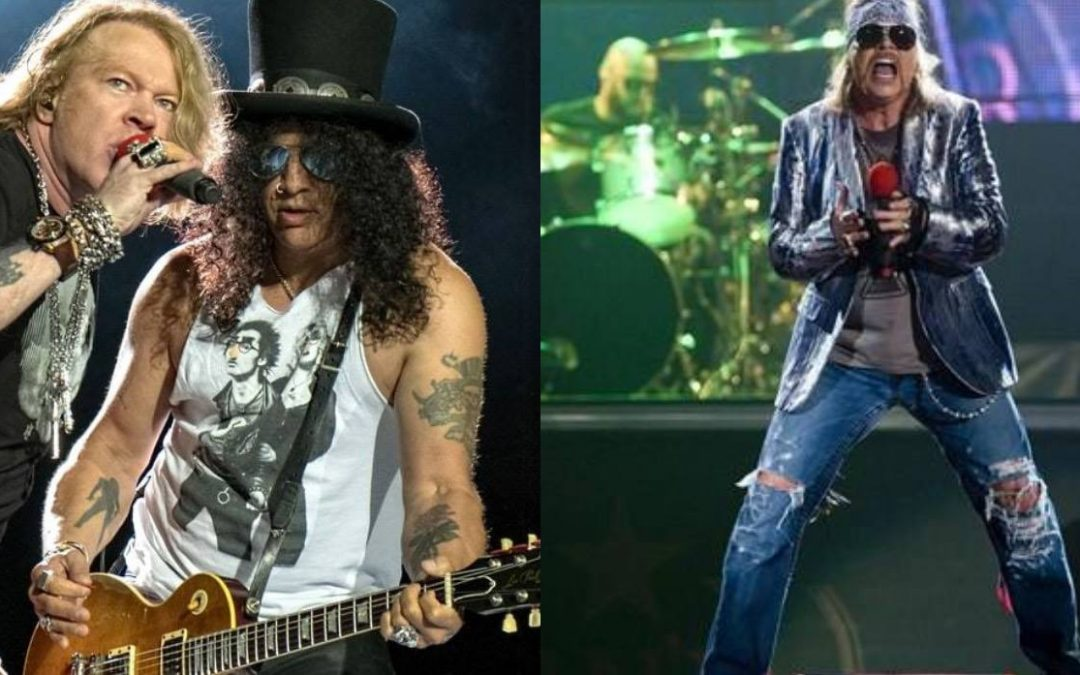 "Guns N' Roses tocan ""Black Hole Sun"" en homenaje a Chris Cornell"