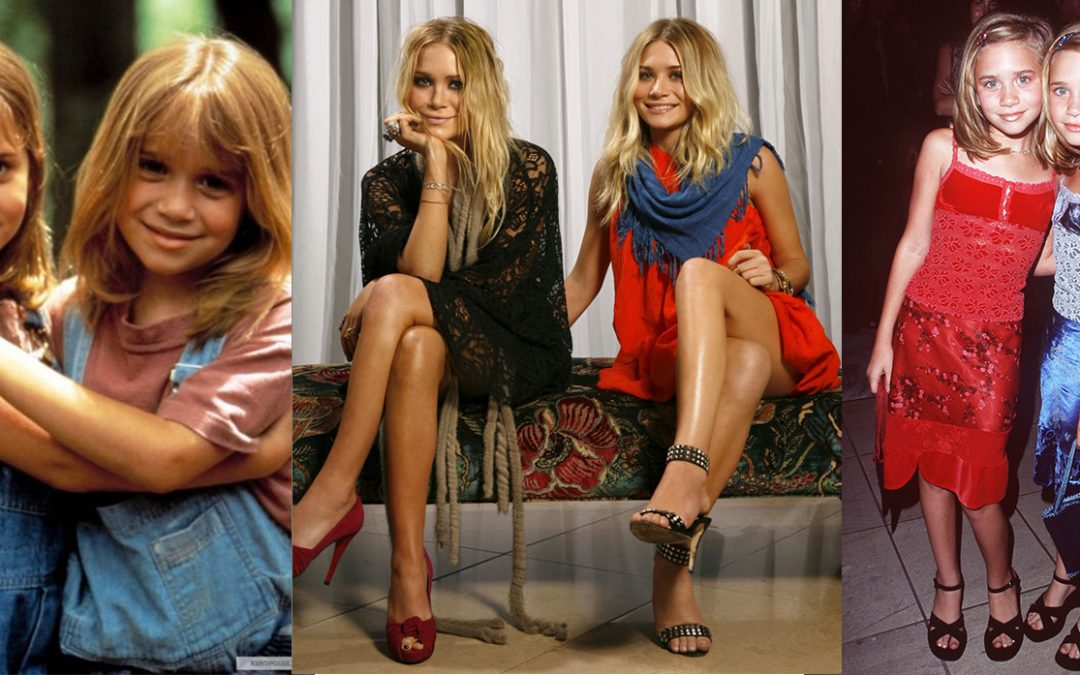 Mary-Kate y Ashley Olsen: 31 años a puro estilo
