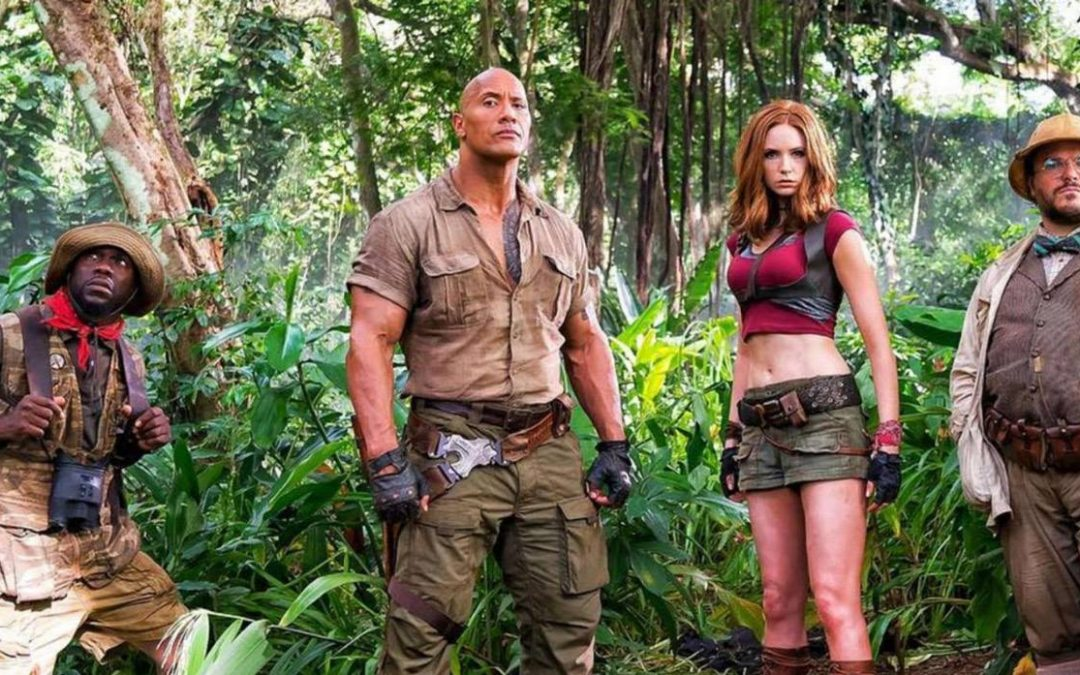 "Jumanji: ""Welcome to the jungle"" tiene primer tráiler"