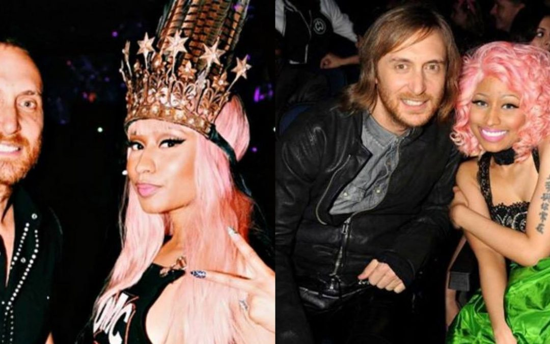 "David Guetta lanza ""Light My Body Up"" con Nicki Minaj"