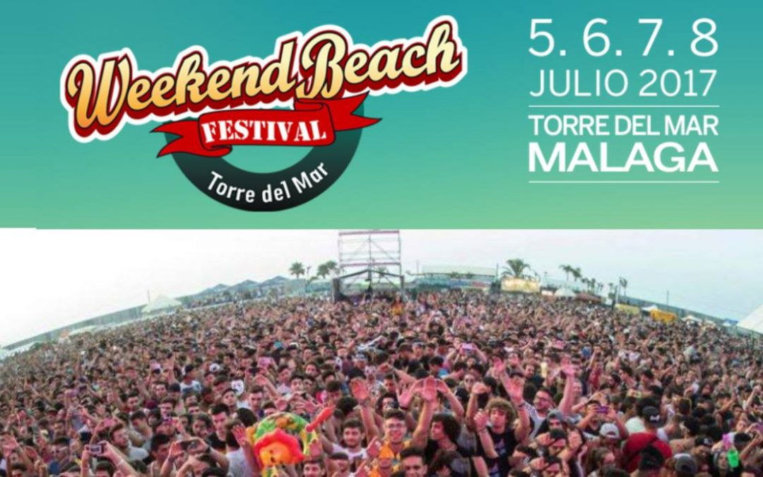 A puro rock : Weekend Beach Torre del Mar 2017