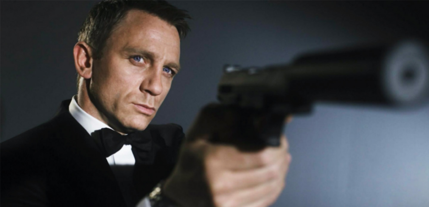JAMES BOND VA
