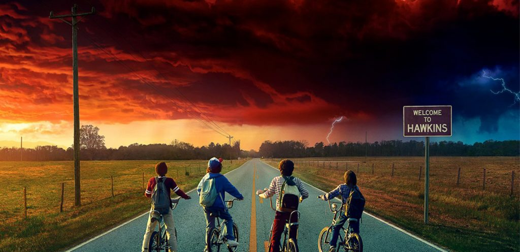 STRANGER THINGS VA