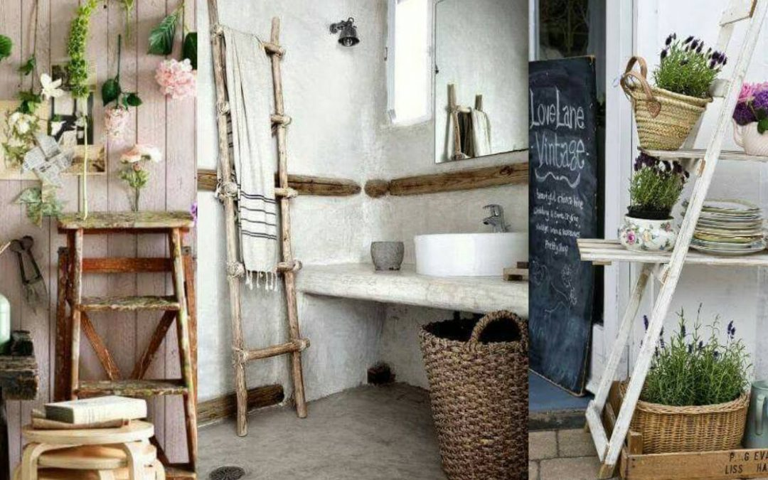 Escaleras que decoran, ideas que distinguen