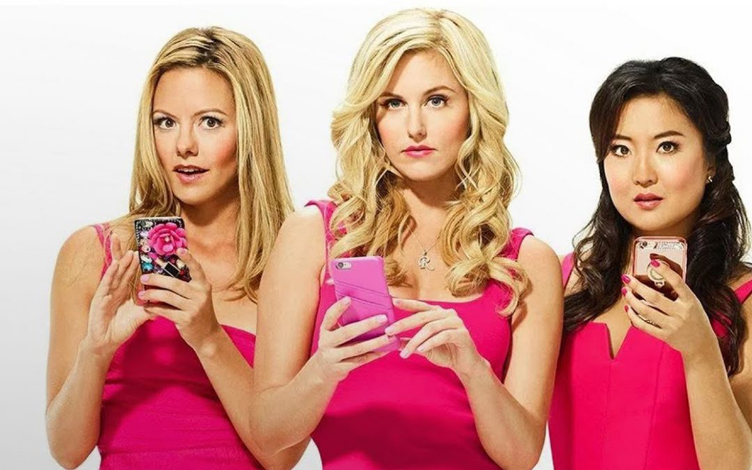 "El primer adelanto de ""Mean Girls, el musical"""