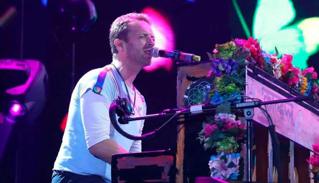 "Coldplay escribe ""Houston"" en honor a los afectados por Harvey"