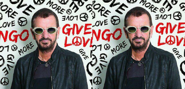 "Ringo Starr publica su álbum ""Give More Love"""