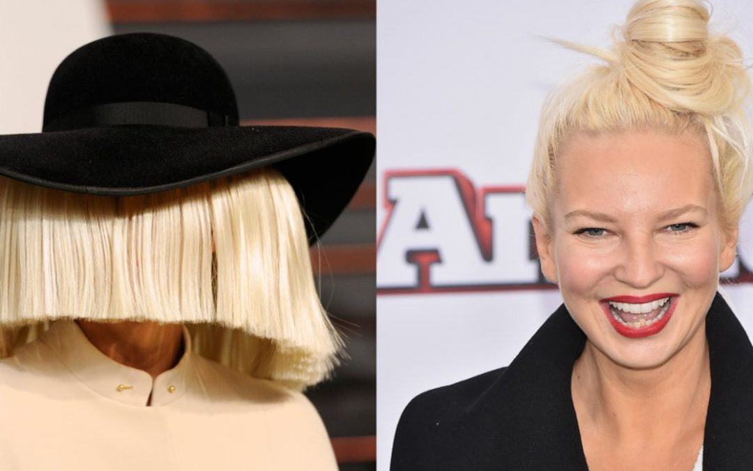 "Sia canta Rainbow para ""My Little pony: la película"""