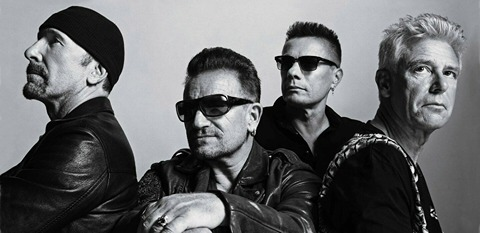 "U2 da a conocer ""You're The Best Thing About Me"""
