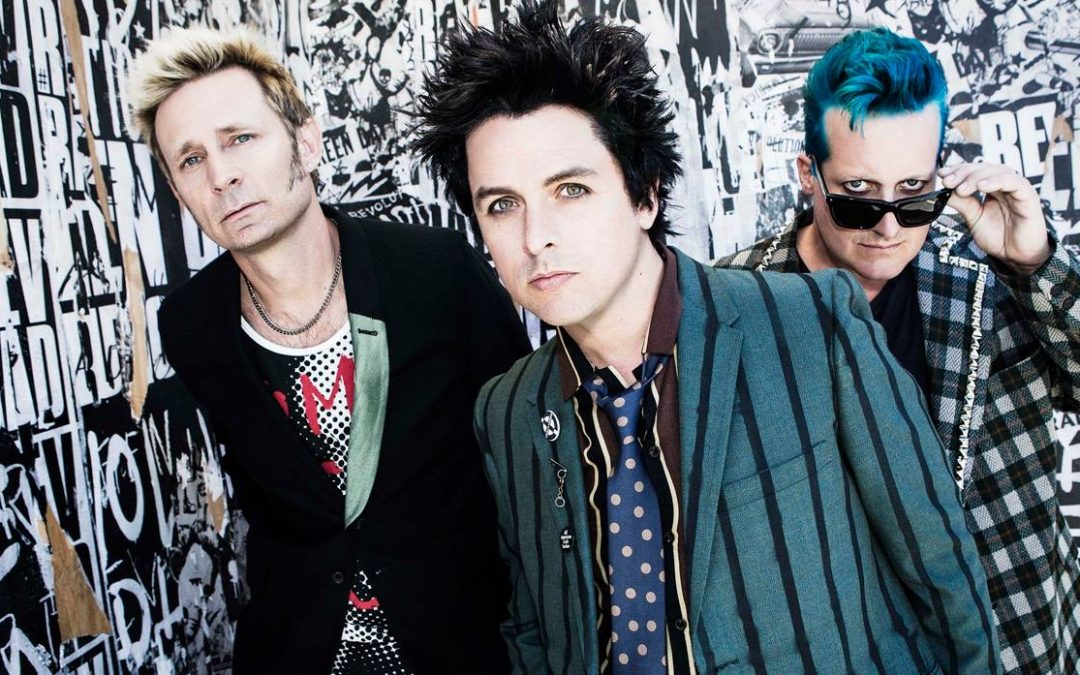 "Publican ""Earth Day"", álbum tributo a Green Day"