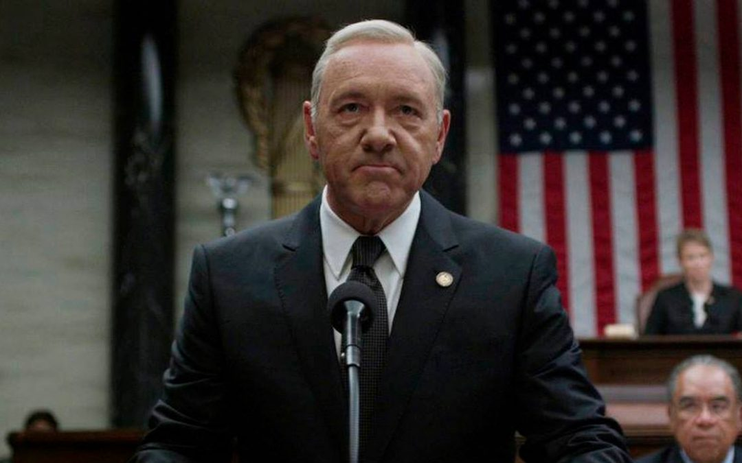 Netflix cancela House of Cards