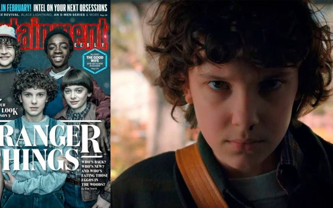 """Stranger Things"" presenta tráiler final de su temporada 2"