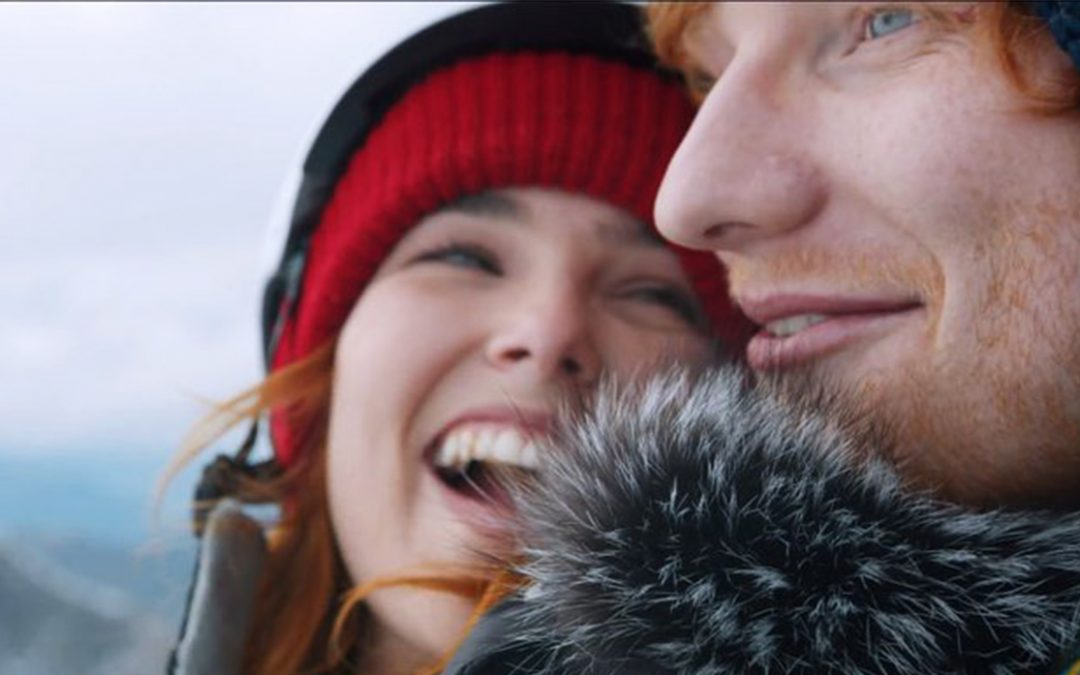"Ed Sheeran lanza el video de ""Perfect"""