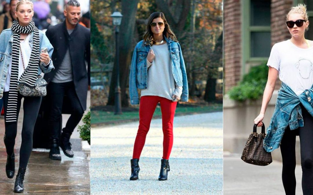 Treggings, trend alert