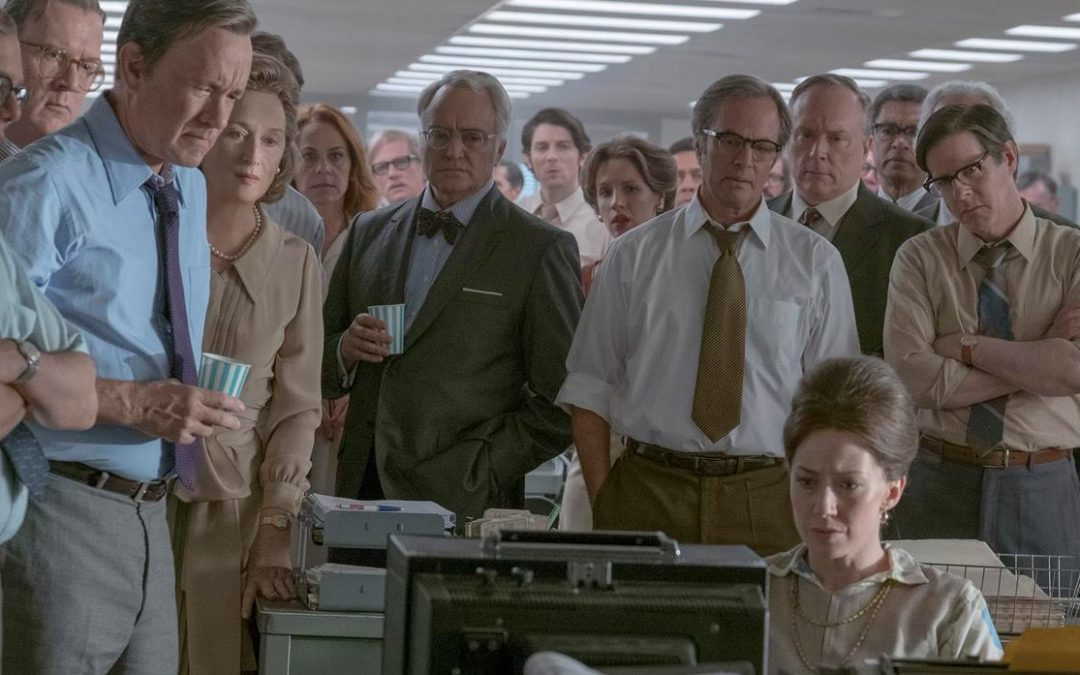 """The Post"": Meryl Streep y Tom Hanks en lo nuevo de Steven Spielberg"