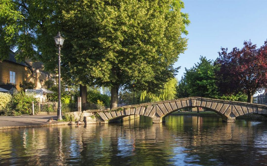 "Bourton-on-the-Water, la ""Venecia de Inglaterra"""