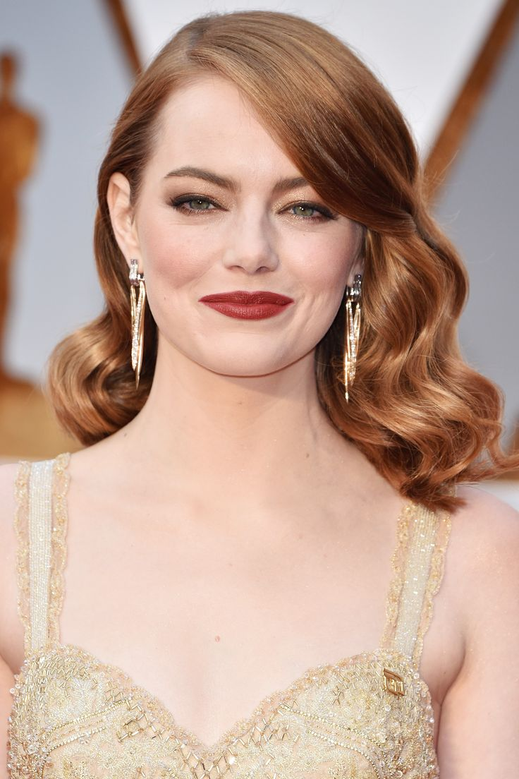 HOLLYWOOD, CA - FEBRUARY 26:  Actor Emma Stone attends the 89th Annual Academy Awards at Hollywood & Highland Center on February 26, 2017 in Hollywood, California.  (Photo by Kevin Mazur/Getty Images)