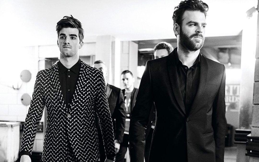 The Chainsmokers estrenó tema