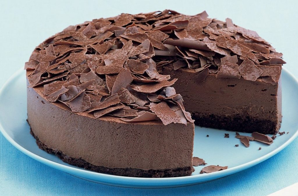 Torta Mousse de Chocolate, simplemente irresistible
