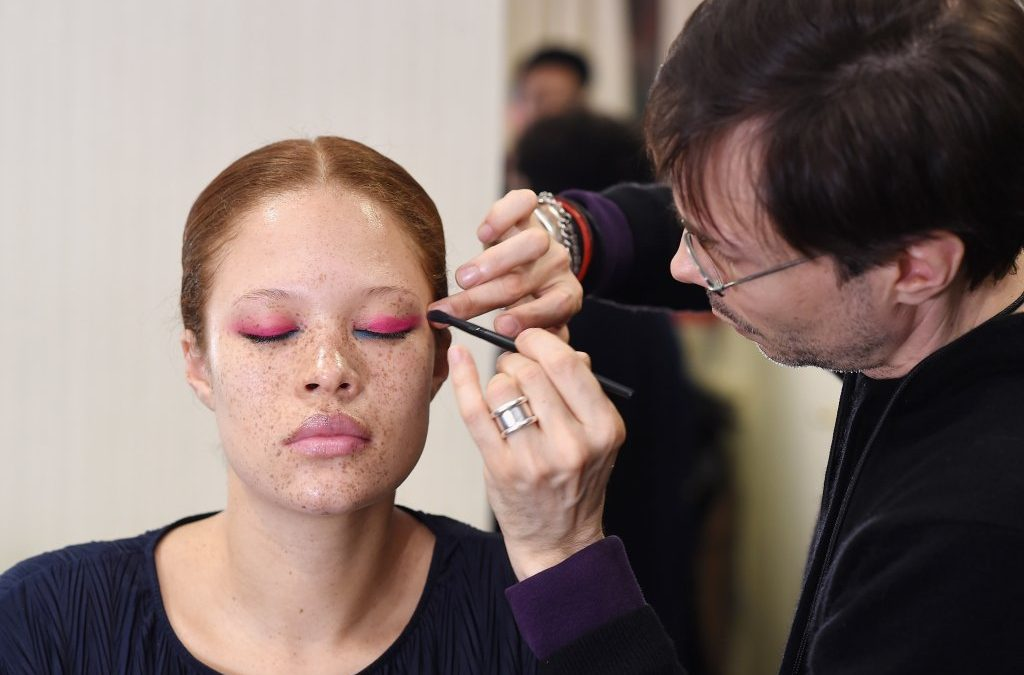 El New York Fashion Week 2018 marcó nuevas tendencias en maquillaje