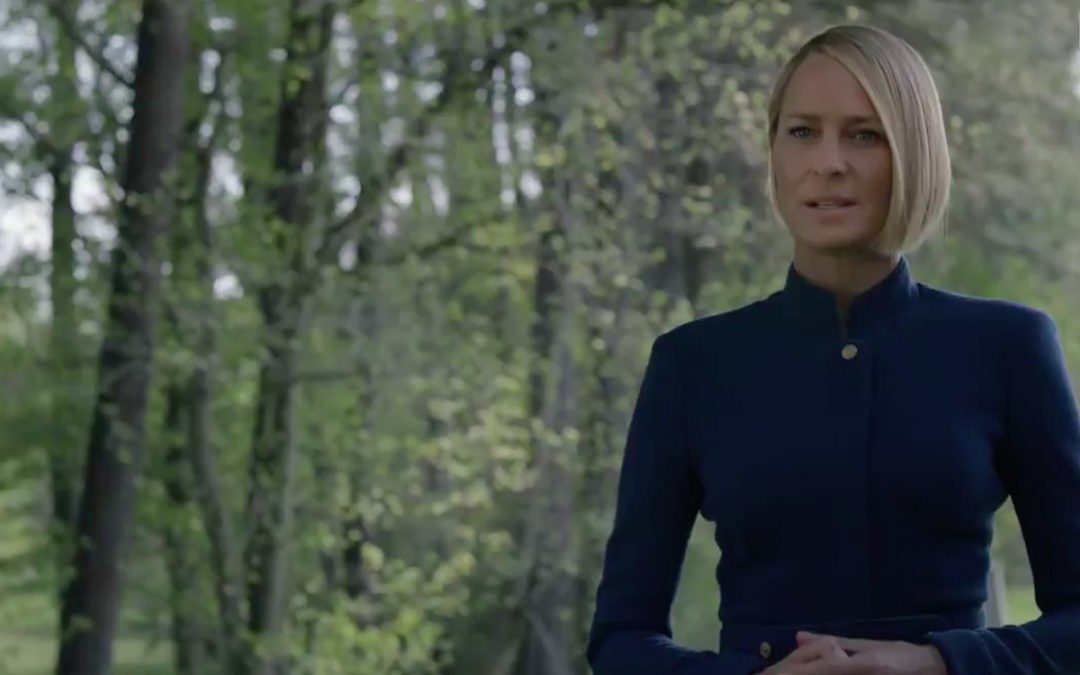 Netflix revela el destino de Frank Underwood en un nuevo trailer de 'House of Cards'