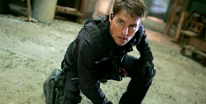 Tom Cruise rompió un record