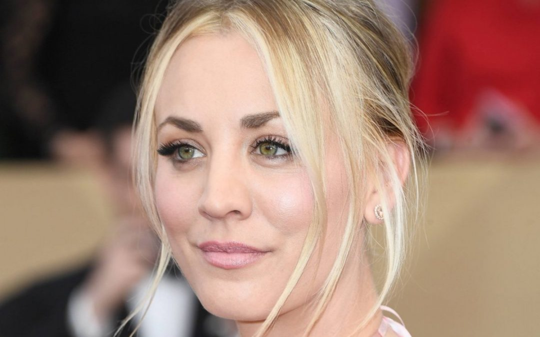 "Kaley Cuoco de ""The Big Bang Theory"" será  Harley Quinn"