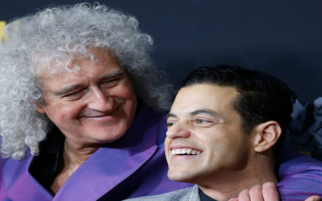 Se enojó Brian May
