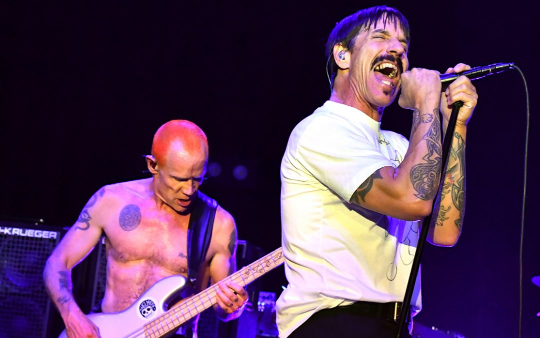 Red Hot Chili Peppers vuelve a Sudamérica