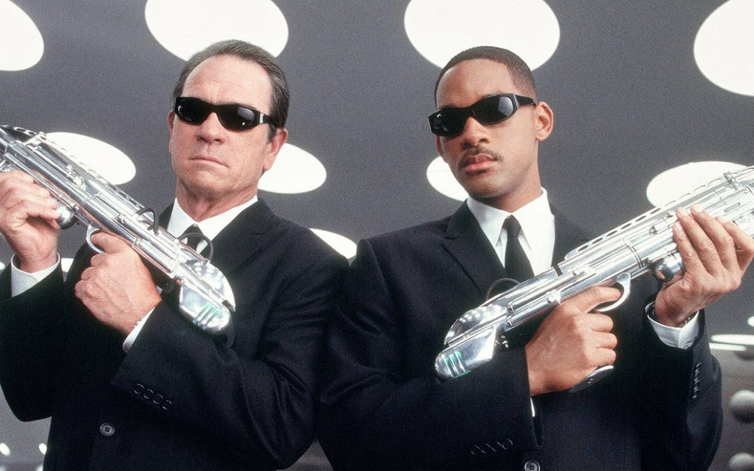 Un querido Avenger se sumó al elenco de 'Men in black'