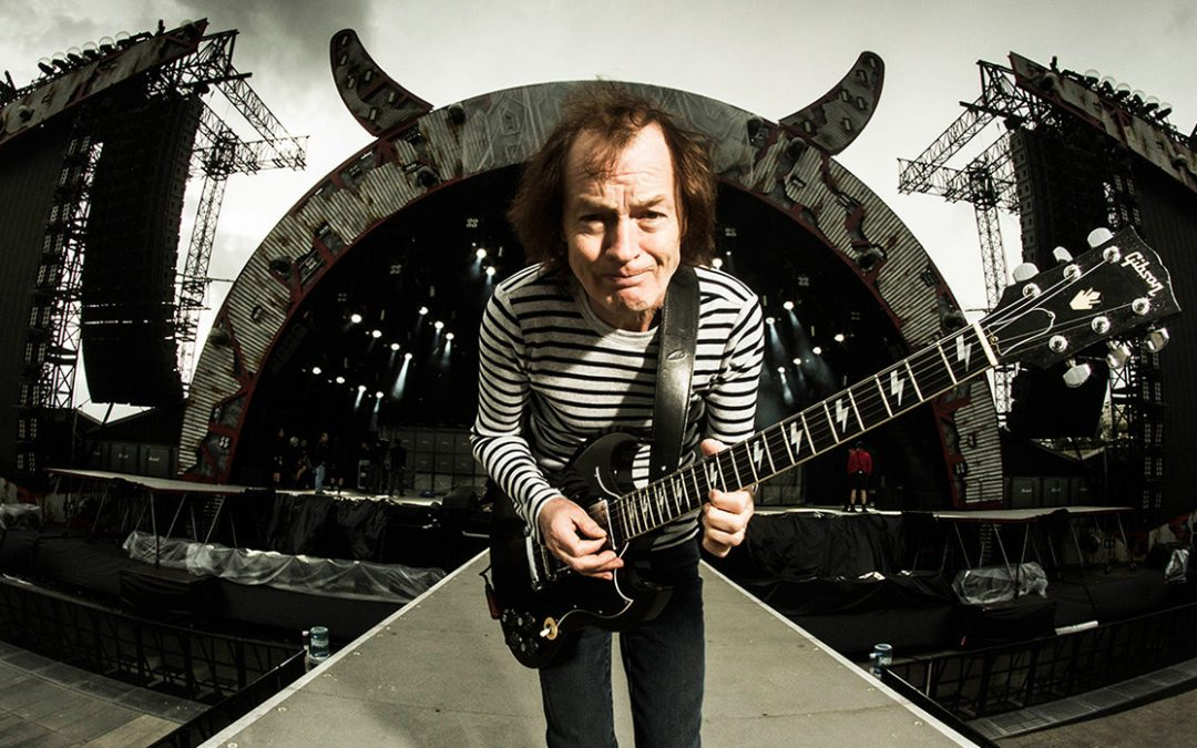 AC/DC estrenó video