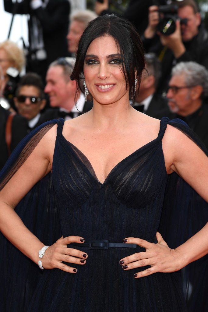 "CANNES, FRANCE - MAY 14:  Nadine Labaki attends the opening ceremony and screening of ""The Dead Don't Die"" during the 72nd annual Cannes Film Festival on May 14, 2019 in Cannes, France. (Photo by Pascal Le Segretain/Getty Images)"