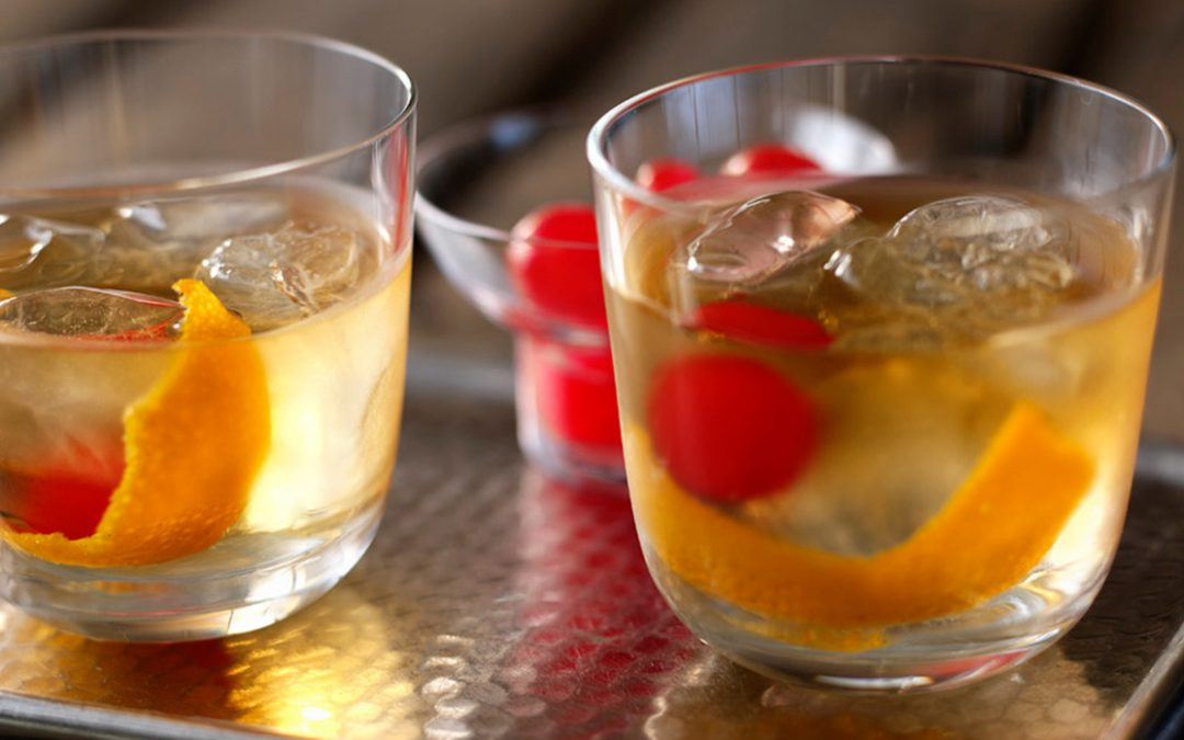 Old-Fashioned Whisky Cocktail, puro sabor