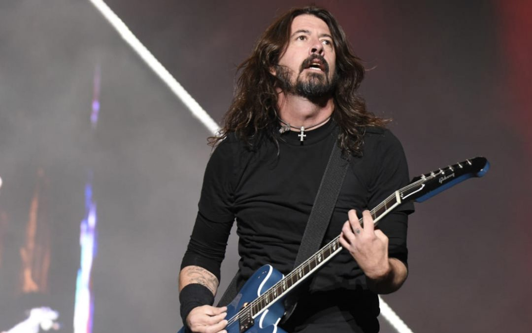 Foo Fighters estrenó un adelanto de su próximo disco