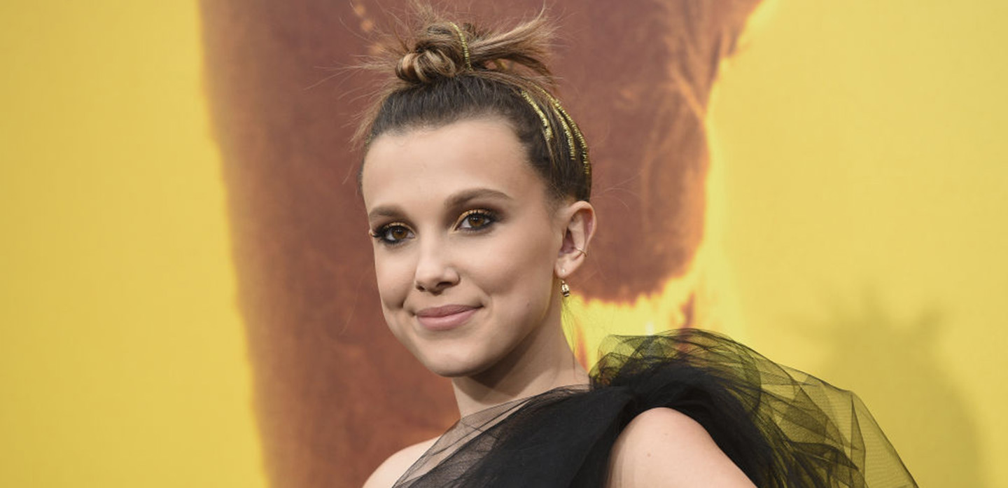 "Actress Millie Bobby Brown at the Los Angeles premiere of ""Godzilla: King of The Monsters"" on Saturday, May 18, 2019."