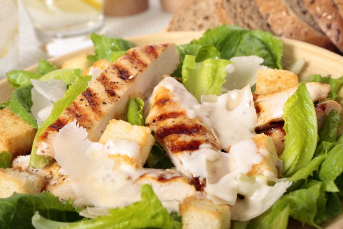 receta-de-ensalada-facil-con-pollo-y-aderezo-ranch-light