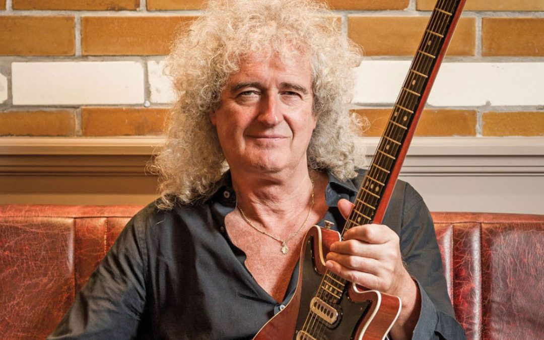 "Brian May te enseña a tocar ""We are the Champions"""